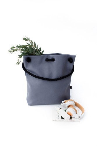 CLASSIC GREY BAG-BACKPACK