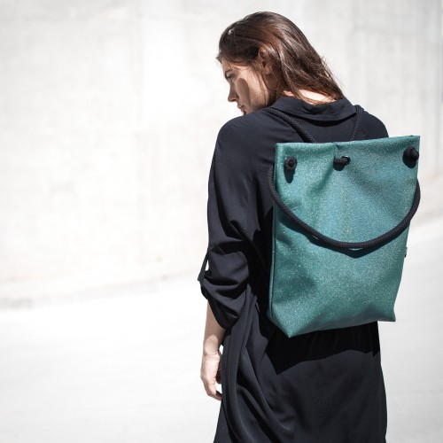 GREEN RAJA BAG-BACKPACK