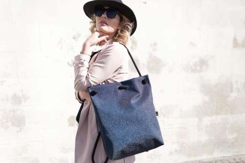 BLUE RAJA BAG-BACKPACK