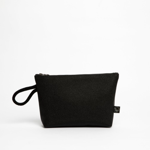 BLACK RAJA CLUTCH BAG