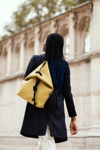 MUSTARD BAG-BACKPACK